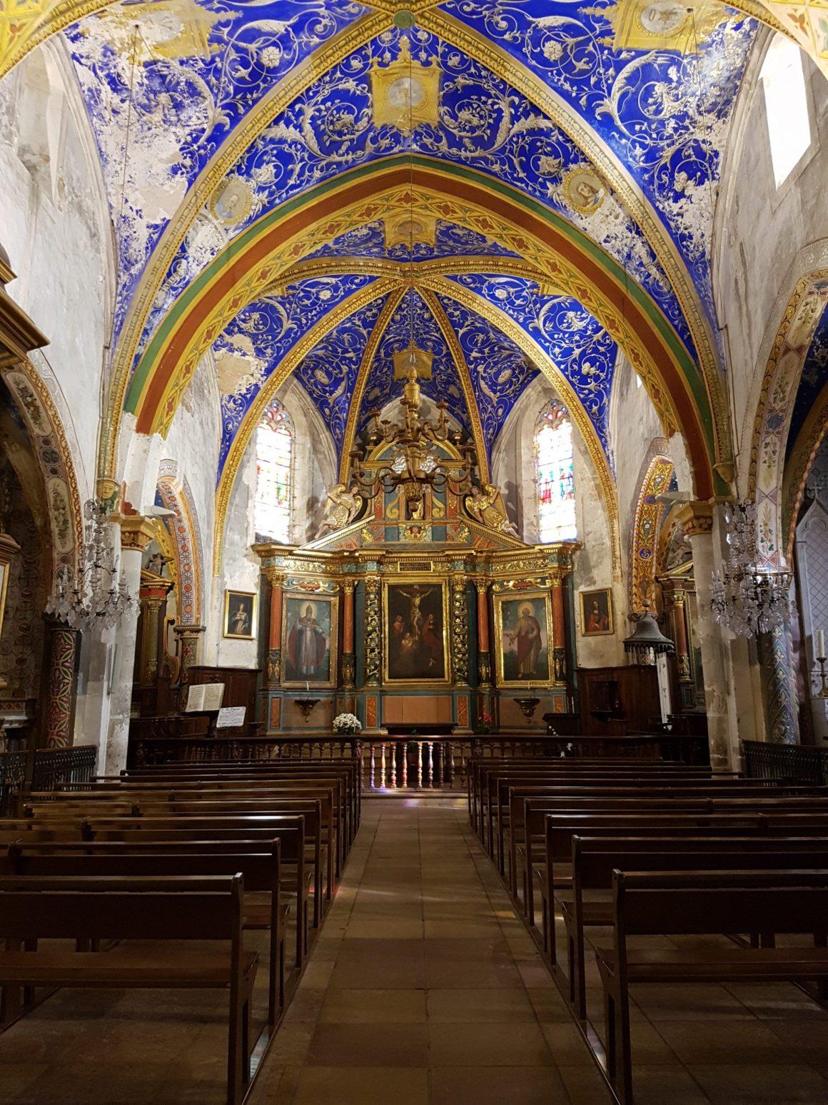 Eglise Sainte Corneille - Puycelsi