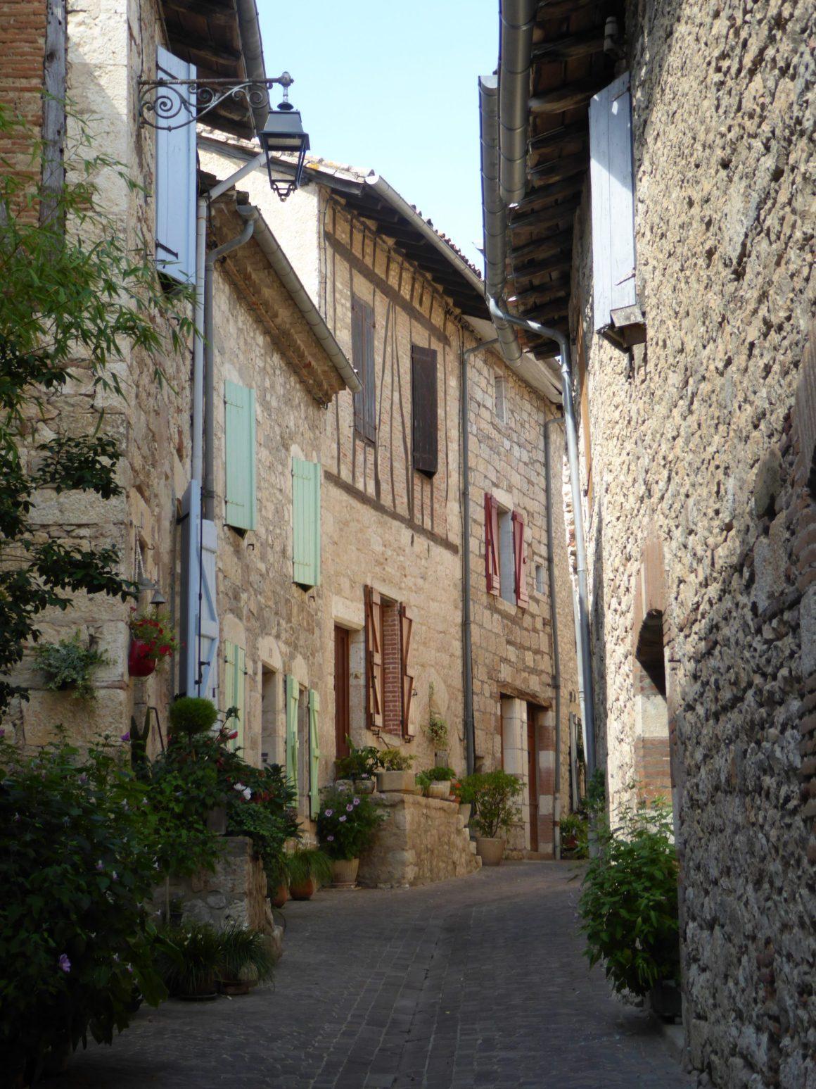 ruelle - Castelnau-de-Montmiral