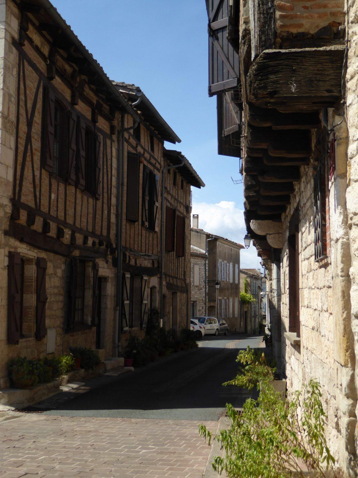 Ruelle Castelnau-de-Montmiral
