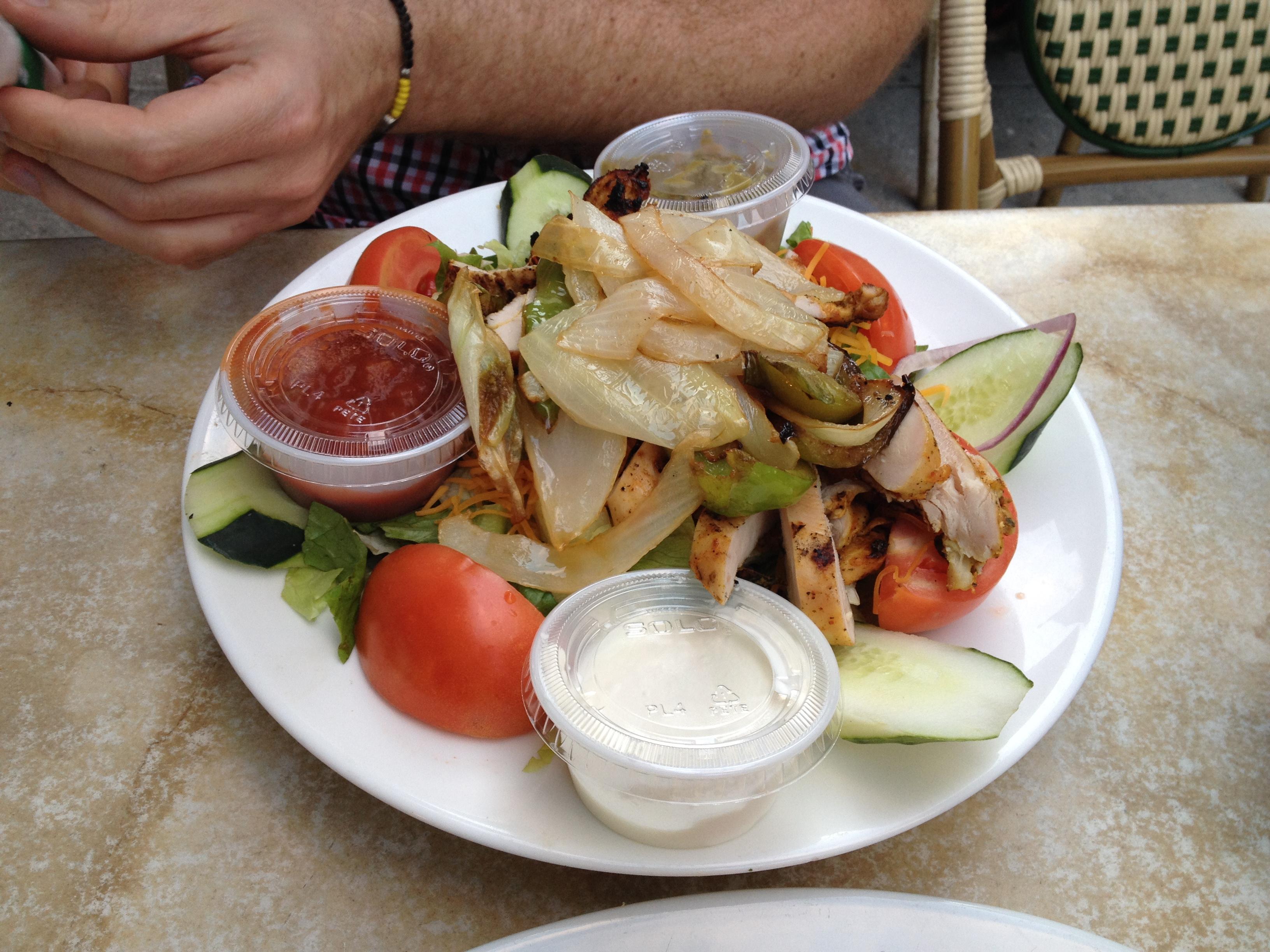 Harry's & Harriet's salade