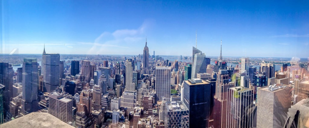 CITY GUIDE - How to spend 4.5 days in New York City, NYC USA