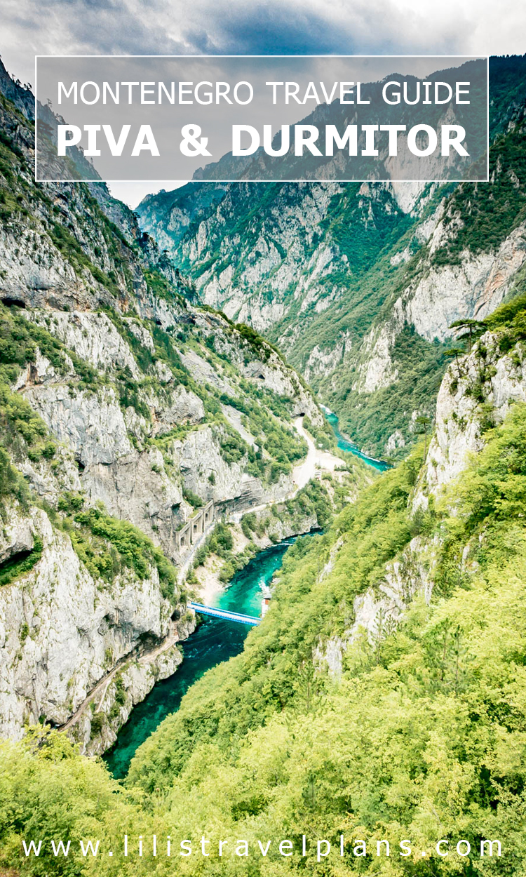 IN PHOTOS - Piva Canyon and Durmitor national park, Montenegro