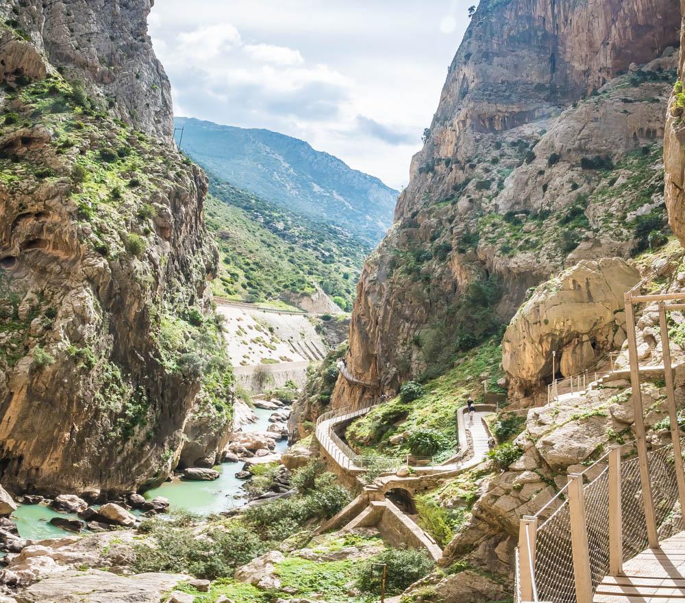 UN DIA EN… - Hiking the Caminito del Rey, Andalucía, Spain
