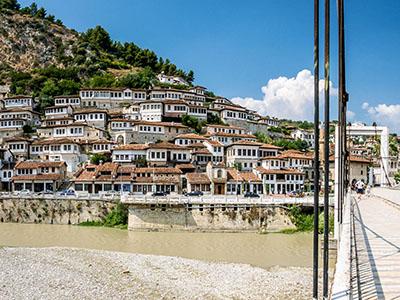 Hidden gems in Europe - Berat, Albania - Best unique places to visit