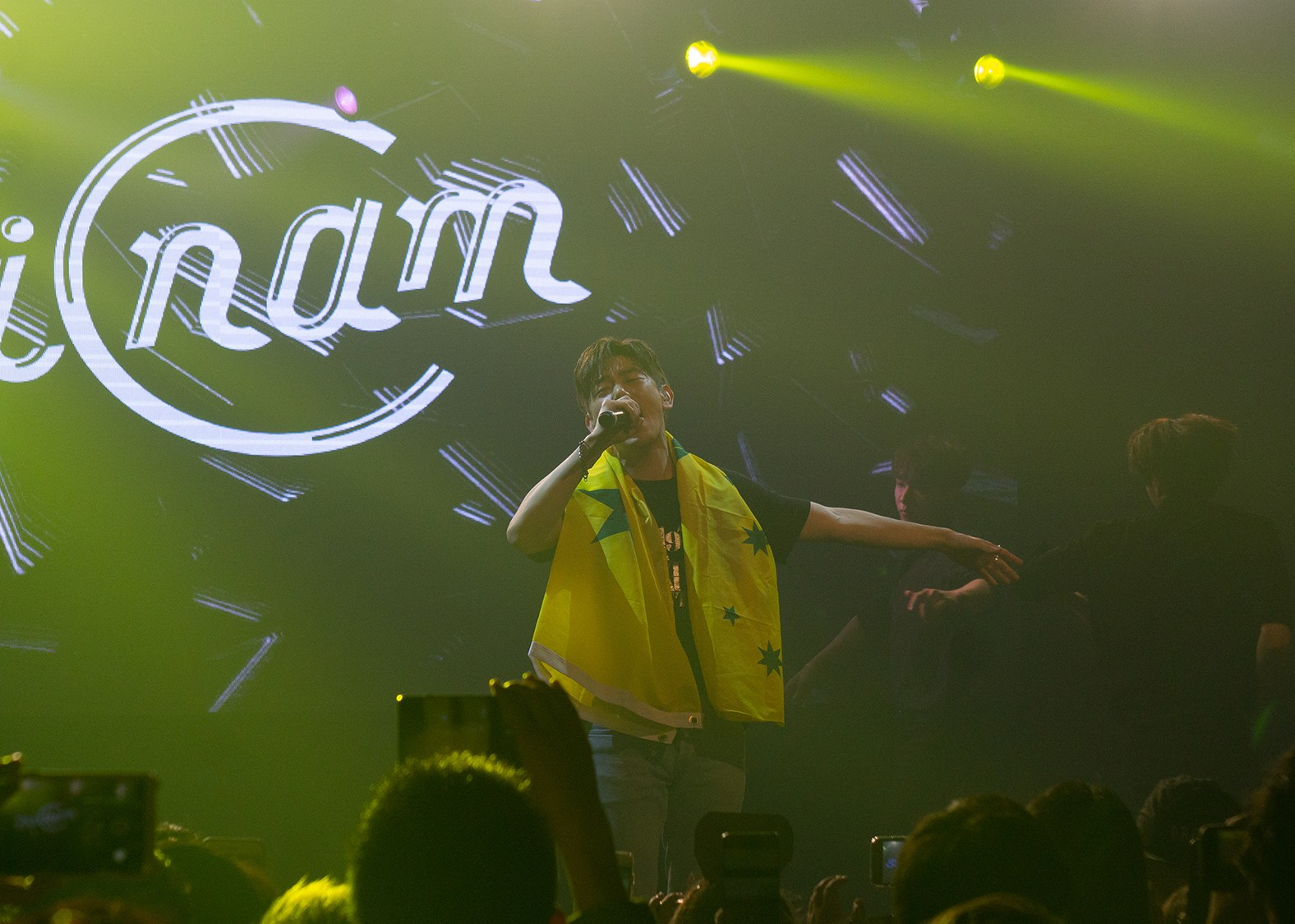 Eric Nam at 170 Russell, Melbourne, March 11, 2019 – LILITHIA REVIEWS