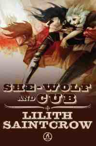 She Wolf and Cub