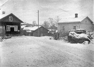 Liljeströmin talo Valkeakoskella