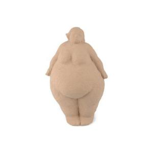 Dekoration kvinna stående