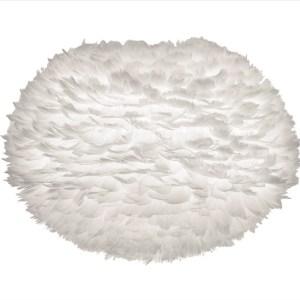 Eos Large white  Ø 65 x 40 cm