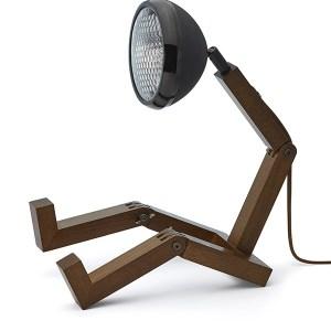 Mr Wattson Lampa Matt Svart