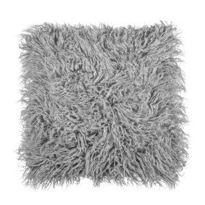 Kuddfodral Poppy grå 45x45cm