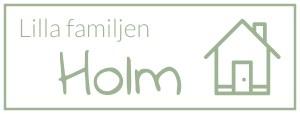 #lillfamiljenholm