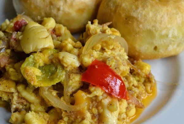 Ackee and Saltfish post by Lill Brothers of Bradford, West Yorkshire established in the year 1855 are wholesale fish merchants, one of the oldest trading businesses in Bradford.