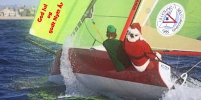 Lillesand Seilforening ønsker alle en God Jul og et Godt Nytt År