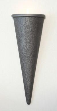 Fasir Wall Big Tealight Candle Holder - Colour Steel ...