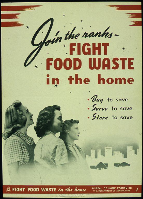 Food Waste in the Home