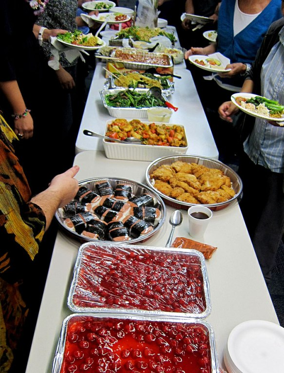 Potluck Suppers