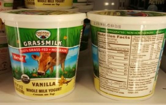 23 sugar grams Fairtrade Organic Unrefined Cane sugar