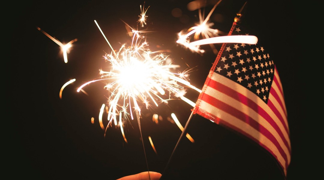 July 4th and Summer are Occasions for Food and Festivities