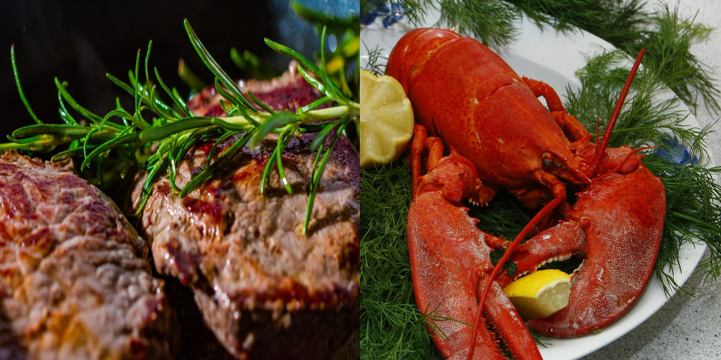 Trump Says No to Steak and Lobster – Yes to Commodities