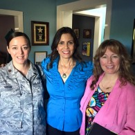 Military-Monday-Women-In-the-Military-Susan-Romano-Cathy-Snow-12-21-15
