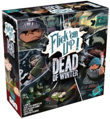Boîte du jeu Flickem Up Dead of Winter