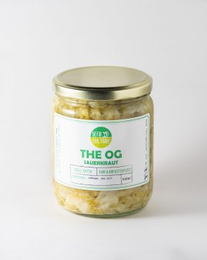 Original Sauerkraut (The OG)