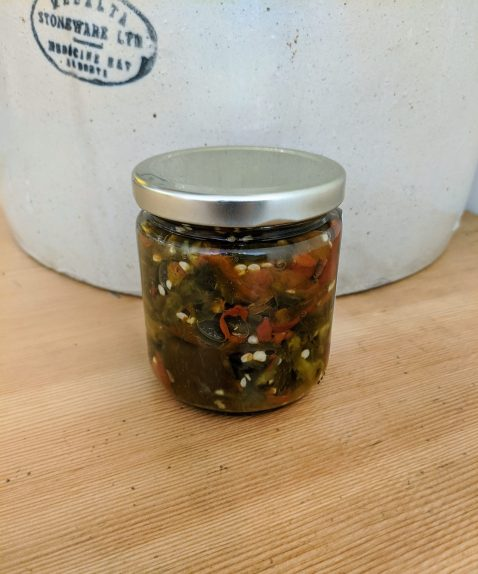 Jalapenos by Seed to Culture