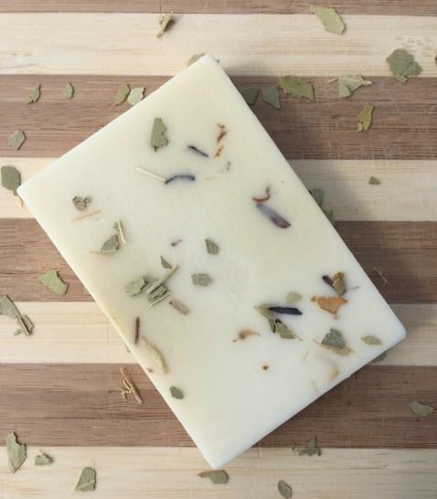 Soak N Suds Eucalyptus and Shea Butter Soap