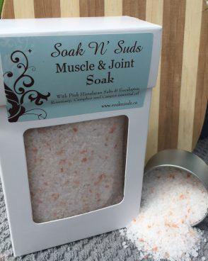 Muscle & Joint Soak