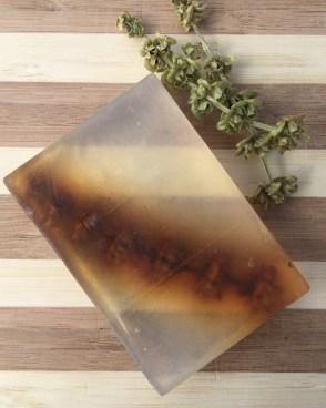 Sage, Basil & Olive Oil Soap