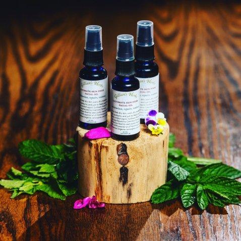 Gillians Herbs Facial Oils