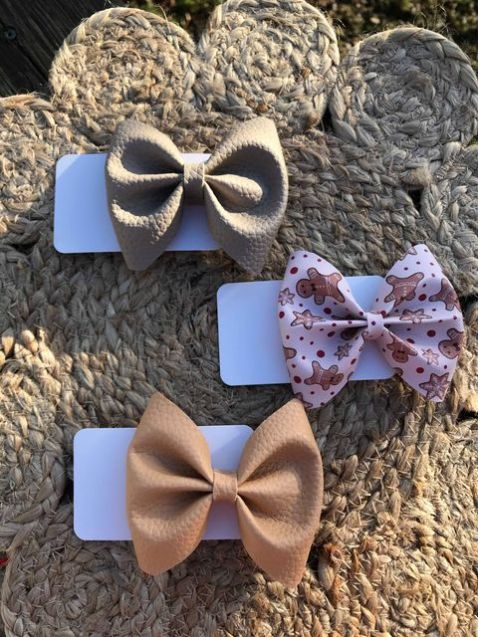 Oh Sweet Bow - Large Pinch Bows