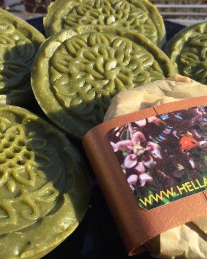 The Emperors Forbidden Jade Butter Honey Fudge