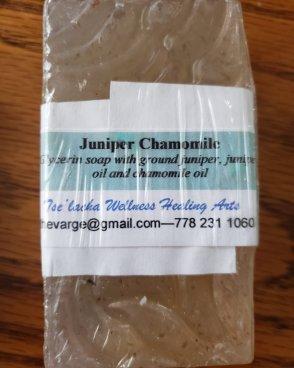 Juniper Chamomile Soap