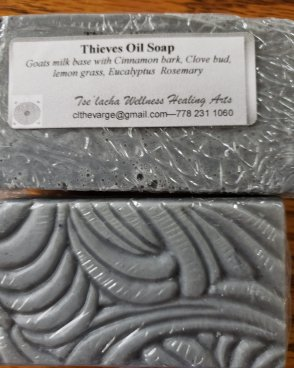 Thieves Oil Soap