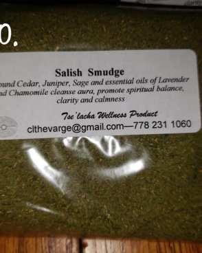 Salish Smudge