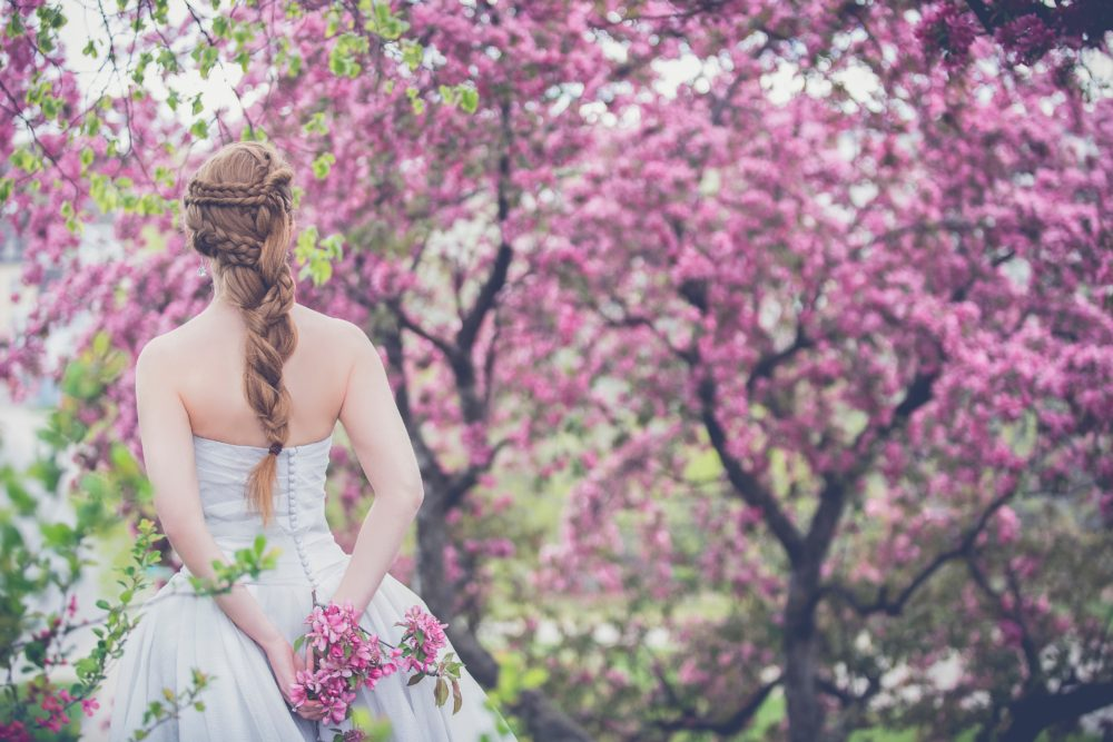selecting a wedding date