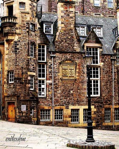 The Writers Museum, Edinburgh, Scotland