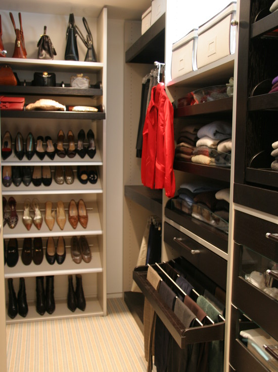The Wenge Closet Brentwood Ca Residence