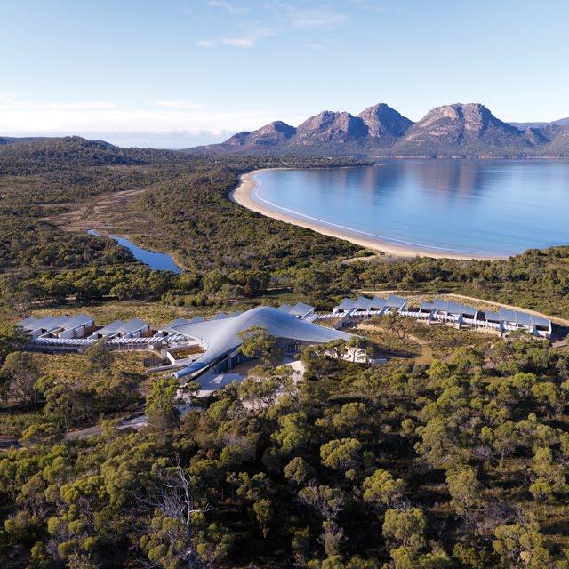 Saffire Freycinet Resort, Australia