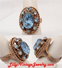 Lilly's Vintage Jewelry Rings & Accessories