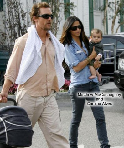 Aden and Anais - Matthew Mcconaughey