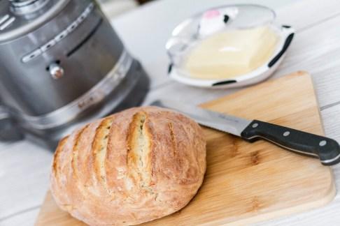 Weißbrot - KitchenAid Cook Processor
