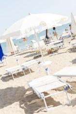 Privater Strand