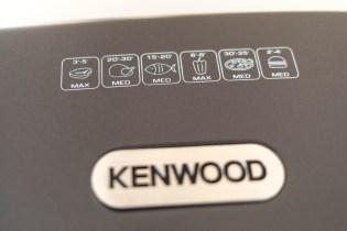 Kenwood Plattengriller