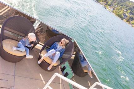 Schifffahrt am Wörthersee