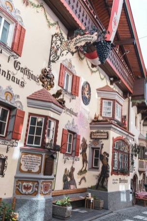 Römerhofgasse in Kufstein