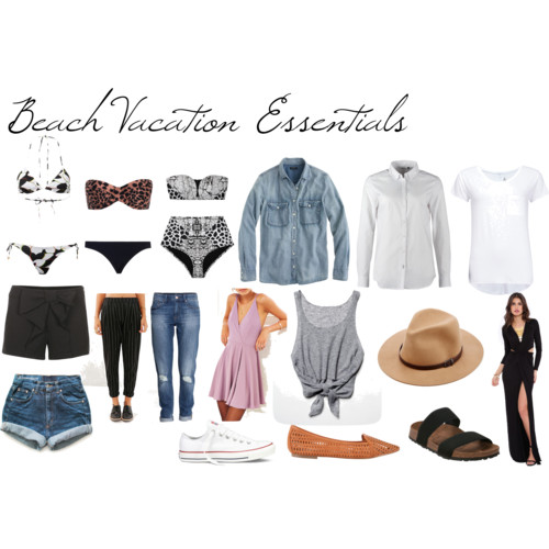 10 Vacation Essentials For Tropical Getaway