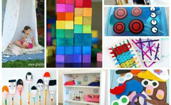 70 Homemade Toys To Make For Kids Lil Moo Creations